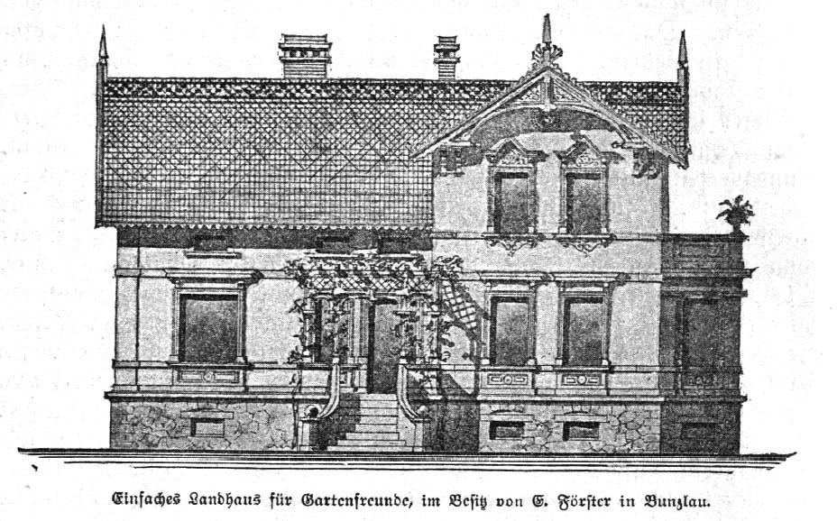 bauerngarten landhaus villa